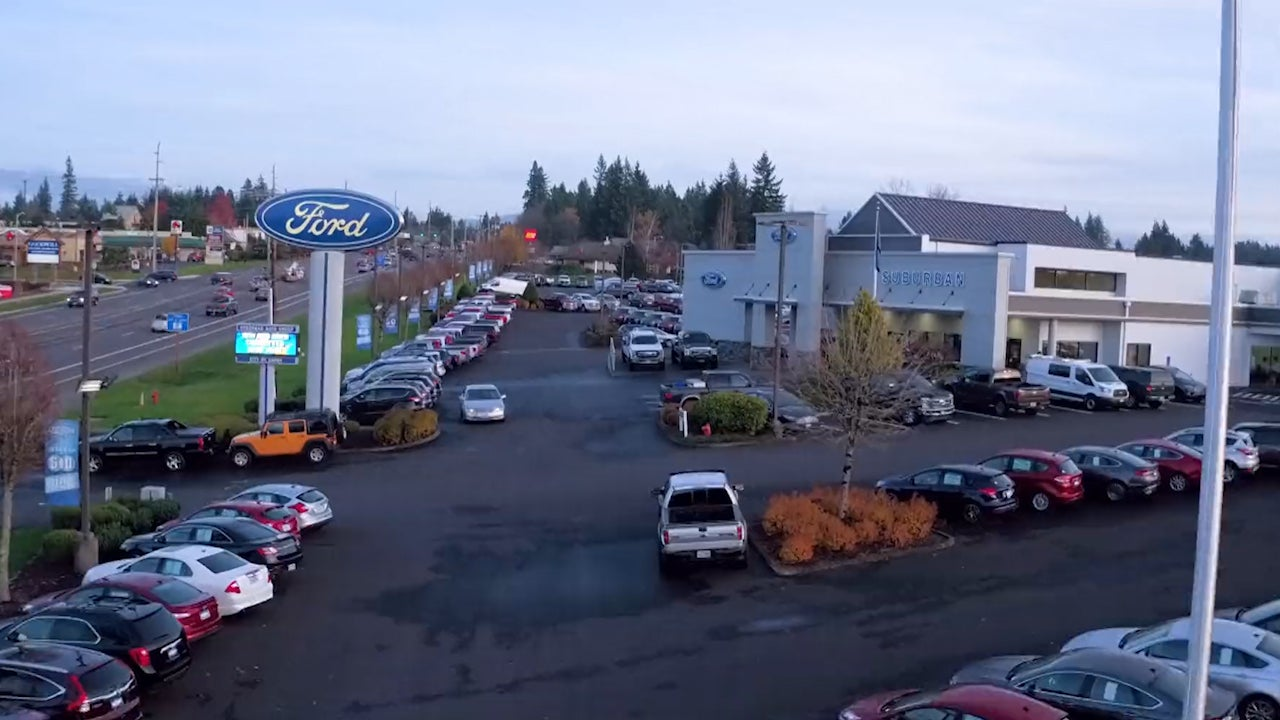 Ford Dealer in Sandy OR | Used Cars in Sandy | Suburban Ford